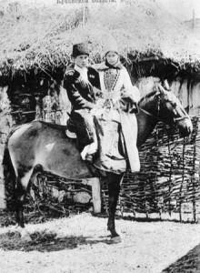 Девушка Химсада и князь Лоов, конец 19 в.