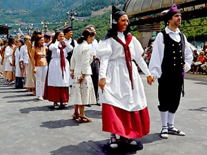 Традиционный костюм.