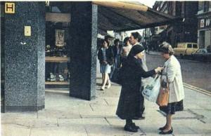 Улица в Манчестере.