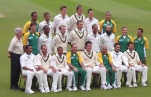 Команда ЮАР по крикету. 2008.