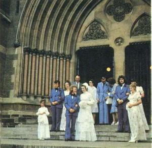 Свадебная церемония. Город Мельбурн.