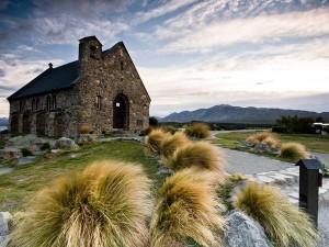 Церковь Доброго Пастыря на Южном острове.