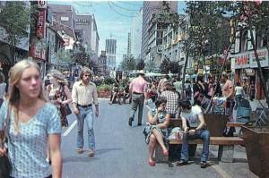 Жители Торонто.