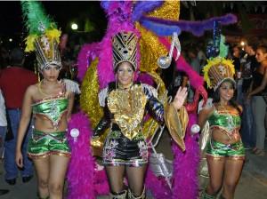 Фестиваль на Бонайре.