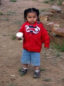Мальчик из племени хикарилья, 2009.