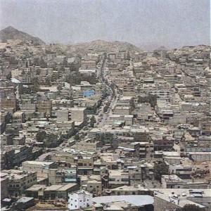 Город Таиз, Йемен.