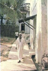 Арабы Кении.