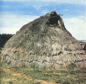 Традиционное жилище.