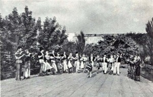 Национальный ансамбль танца «Акуик».