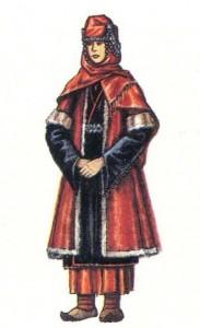 Традиционный женский костюм. Зангезур.