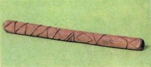 Церемониальная палочка. МАЭ.