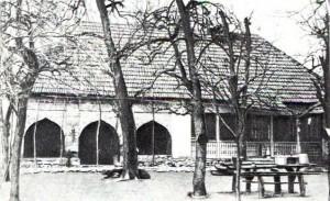 Дом в селении Ашаги Тала Закатальского района.