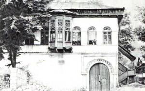 Дом в городе Шуше.