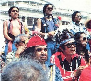 Индейцы США.