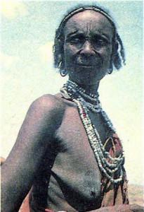 Оромо. Эфиопия.