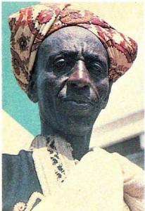 Сомалиец.